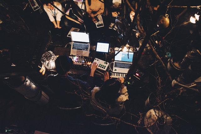 2018荒物聲響_互動表演